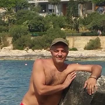 Antonio Plus Schiavone, 45, Bari, Italy