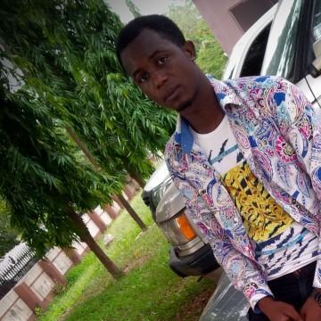 anas, 25, Kaduna, Nigeria