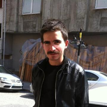Sezgin Dağdaş, 29, Istanbul, Turkey
