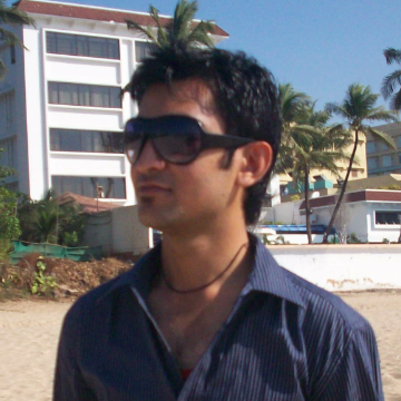 Jai Raval, 30, Dubai, United Arab Emirates