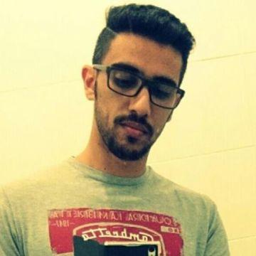 Abdullah Aldosari, 36, Jeddah, Saudi Arabia