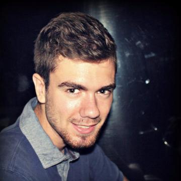 John Vlachopoulos, 19, Corfu, Greece