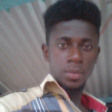 Lawrence Romeo, 27, Accra, Ghana