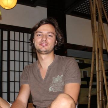 Arseniy Lavrentyev, 29, Moscow, Russia