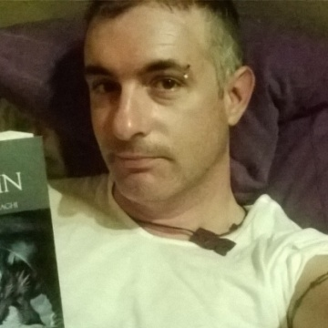 Matteo, 42, Ferrara, Italy