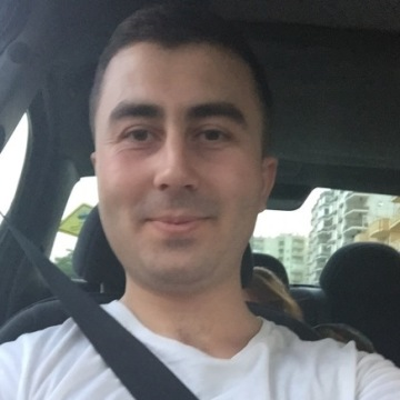 Murat Ağtaş, 28, Mersin, Turkey