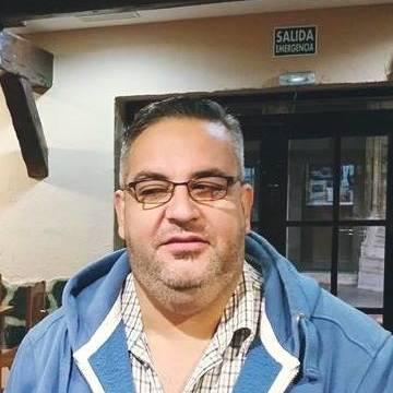 Miguel Garcia, 47, Valencia, Spain