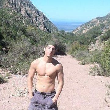 Gonzalo Del Rio, 27, Mendoza, Argentina