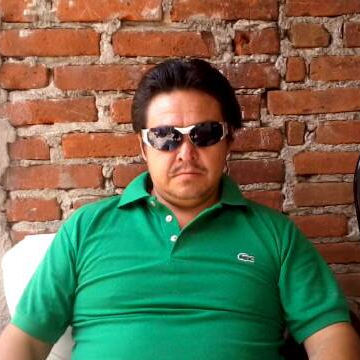 Victor Delgado, 42, Cuernavaca, Mexico