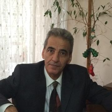 Osman YILDIRIM, 53, Ankara, Turkey