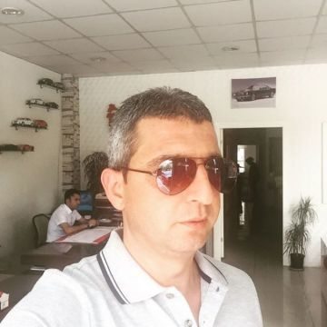 Sami Kavak, 42, Mersin, Turkey
