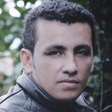 Daniel  Malaver, 37, Bogota, Colombia