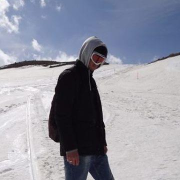 Nick Halden, 28, Antalya, Turkey