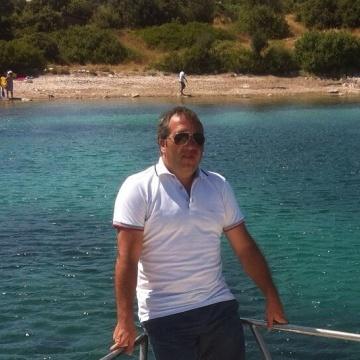 Kaya Ercans, 36, Izmir, Turkey