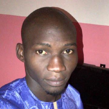 Joshua Amos, 33, Abuja, Nigeria
