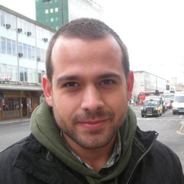 Tuncay, 33, Istanbul, Turkey