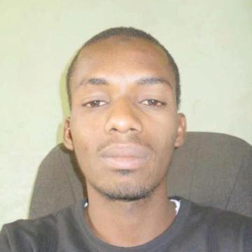 Baffa Tijjan, 27, Abuja, Nigeria