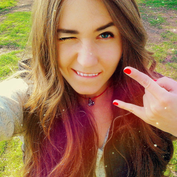 Елена, 19, Dnepropetrovsk, Ukraine