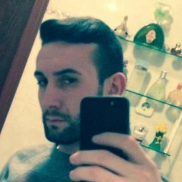 Sergio Serrano Aviles, 29, Alcala De Henares, Spain