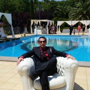 Marcello Delfini, 44, Rome, Italy