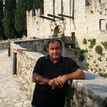 Sermet Tapbas, 40, Brescia, Italy