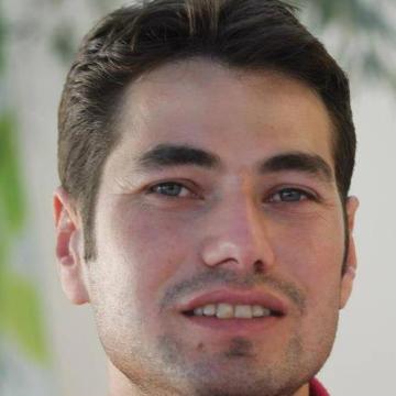 Ahmet Köseoğlu, 31, Istanbul, Turkey