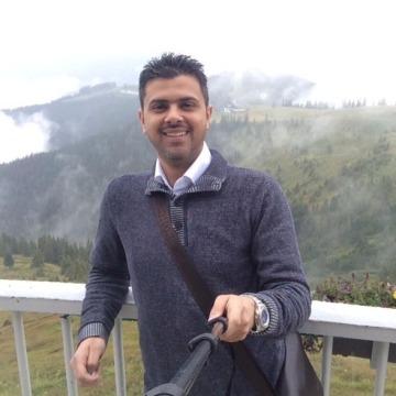 Fahaid Almotairi, 39, Zurich, Switzerland