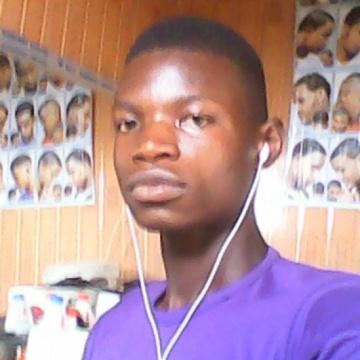 cris eben brown, 25, Ghana, Nigeria