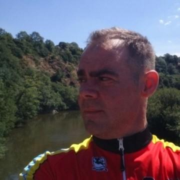 Thomas O brien, 46, Waterford, Ireland