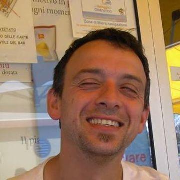 Marco Ferri, 39, Montevarchi, Italy