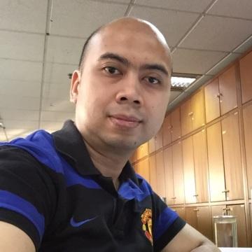 Zulfikar Ahmad, 39, Jakarta, Indonesia
