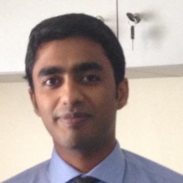Dilip Veliyath, 31, Dubai, United Arab Emirates