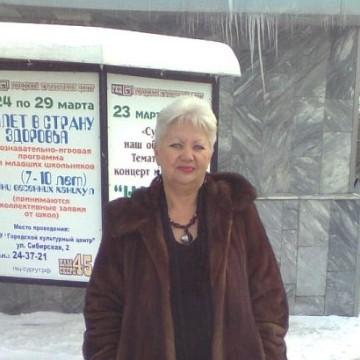 Galina Kaigorodova, 56, Surgut, Russia