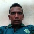 Arumugam Sudakaran, 36, Negombo, Sri Lanka