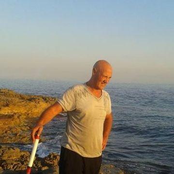 Vicente Fernandez, 54, Cartagena, Spain