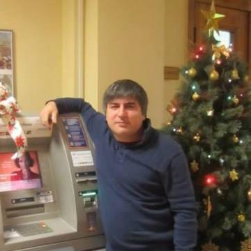 Marat Stigl, 39, Moscow, Russia