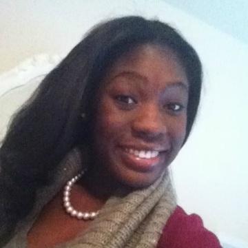 Courtney Sublett, 23, Chesapeake, United States