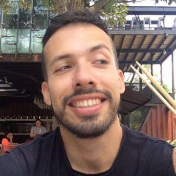 Lucas Mesa, 34, Medellin, Colombia