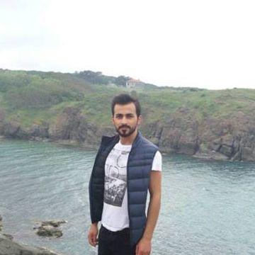 Ertuğrul Cengiz, 28, Istanbul, Turkey