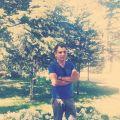 Gazi Yılmaz, 27, Kayseri, Turkey