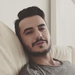Ata, 29, Istanbul, Turkey
