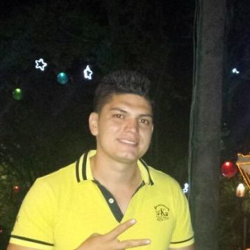 Michael Castrillón, 29, Cali, Colombia