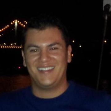 Oliver Roman, 38, Dubai, United Arab Emirates