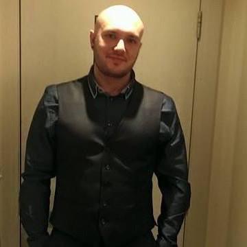 Ryan Cope, 32, Gainsborough, United Kingdom