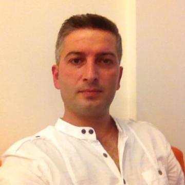 Yalçın Yazıcıoğlu, 38, Istanbul, Turkey