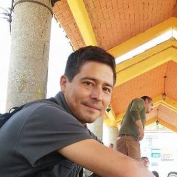 Getze Enriquez Iñiguez, 36, Guadalajara, Mexico