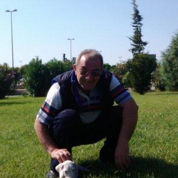 Faruk Ekmekci, 61, Istanbul, Turkey