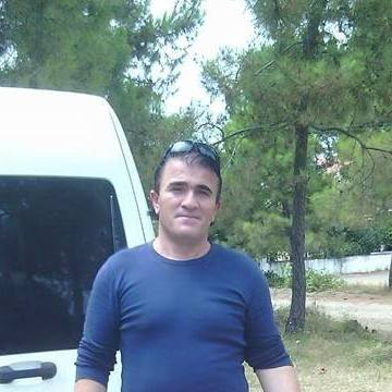 Muammer Yenigeldi, 41, Samsun, Turkey