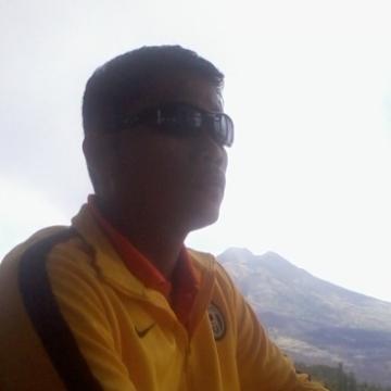 Manson Carlos, 35, Jakarta, Indonesia