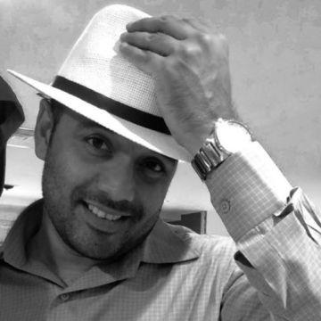 Naeem Khan, 36, Dubai, United Arab Emirates